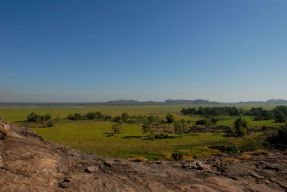 view in the Kakadu National Park